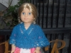 Perfect American Girl Doll Size!