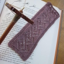 Lace Cable Bookmark e-Pattern