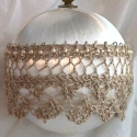 Antique Satin and Lace Ornament e-Pattern