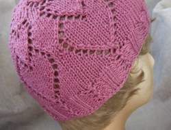 Thinking of You Too Hat e-Pattern (cancer awareness edition)