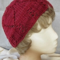 Thinking of You Too Hat e-Pattern (heart disease awareness edition)