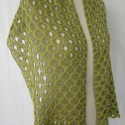 Honeycomb Shadow Lace Stole e-Pattern