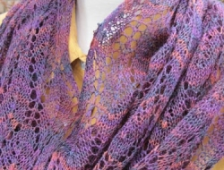 Winter Lace Loop e-Pattern