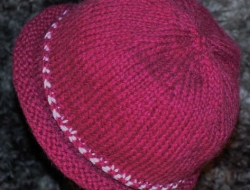 Norwegian Braid Hat e-Pattern