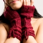 Easy Elegance Mitts e-Pattern