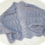 Hug-Me-Tight Fan Lace Jacket Wrap e-Pattern