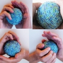 Beaded Stress Ball e-Pattern