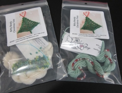 Supplies Pak for Bitty Beaded Christmas Tree (does not include pattern)