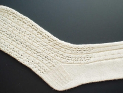 Luxury Lace Socks e-Pattern