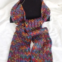 Peaks and Valleys Scarf e-Pattern