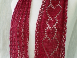 Thinking of You Scarf e-Pattern