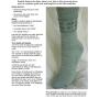 Frolicking Shamrocks Socks e-Pattern