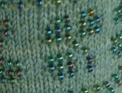 Frolicking Shamrocks Socks Kit (includes pattern)