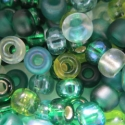 Seed Beads - Size 5/0 - E