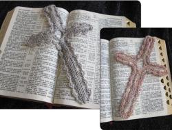 Lace Cross e-Pattern