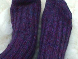 Thong Socks e-Pattern