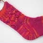 Red Hots Anklets e-Pattern