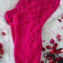 Modern Romance Socks e-Pattern