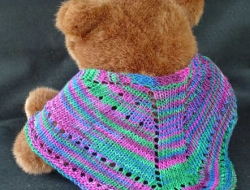 Dolly Faroese Shawl e-Pattern