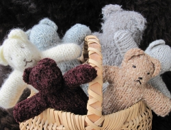 Technique Teddy Bear e-Pattern