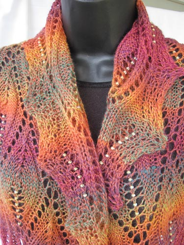 Shawls & Scarves e-Patterns
