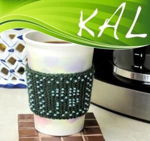 Irish Coffee Cozy KAL