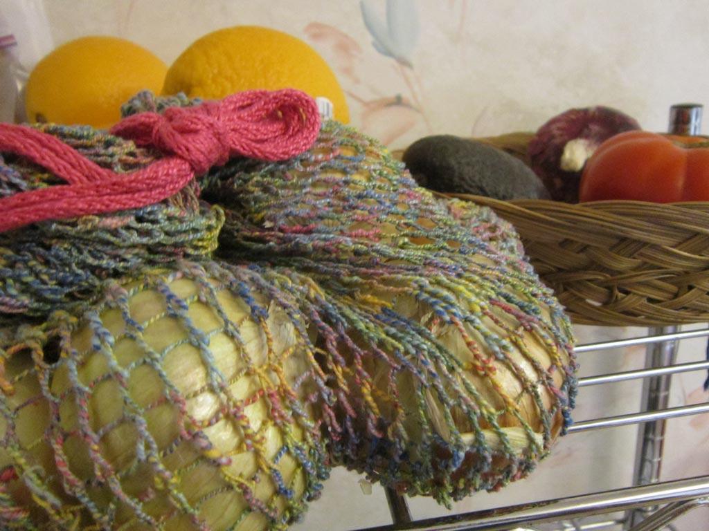 Market Mesh Bag